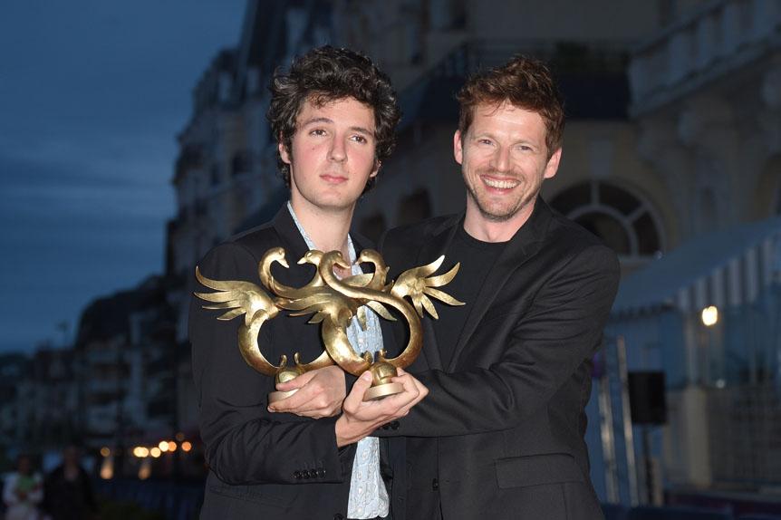 Vincent Lacoste et Pierre Deladonchamps se partagent le Swann d'Or du meilleur acteur pour Plaire, aimer et courir vite