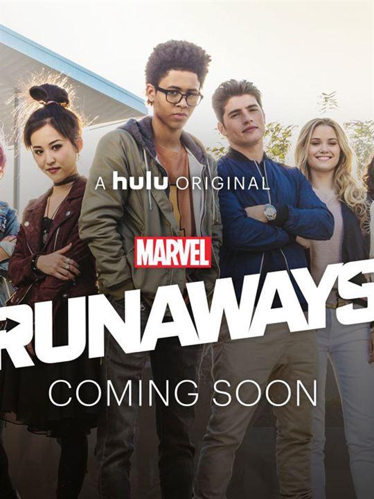RUNAWAYS - Saison 2 à venir