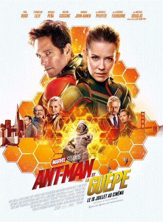 ANT-MAN ET LA GUEPE - 18 juillet