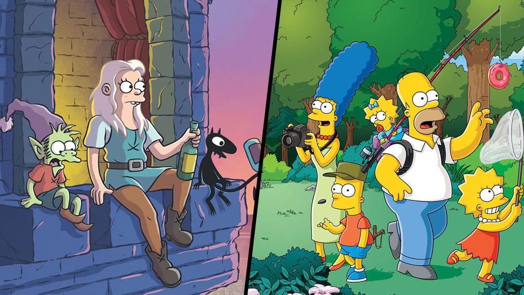 Le style Matt Groening