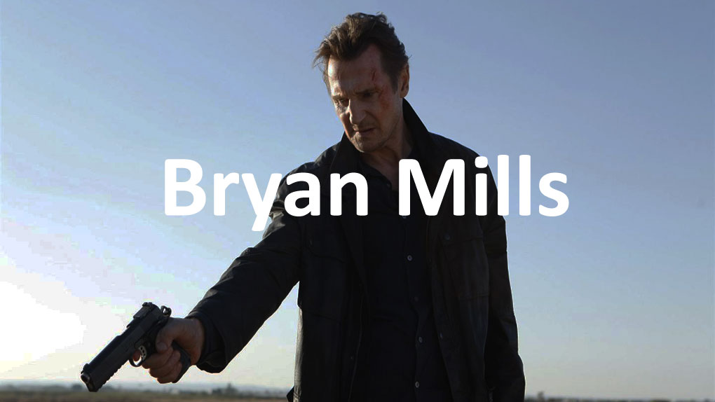 Bryan Mills