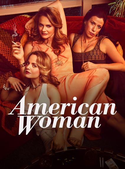 AMERICAN WOMAN - Annulée