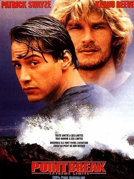 #2 - Point Break (1991)