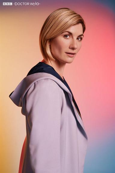 Jodie Whittaker est le Docteur
