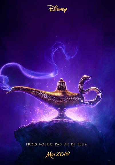 Aladdin avec Mena Massoud, Naomi Scott...