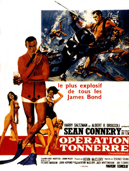 #6 - OPÉRATION TONNERRE (1965) : 3,6/5