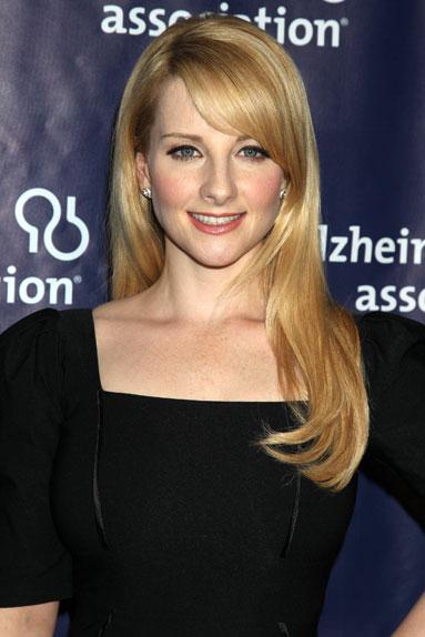 """Melissa Rauch, """"The Big Bang Theory"""" - 12 millions $"""