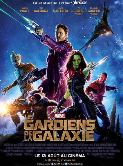 N°15 - Les Gardiens de la Galaxie