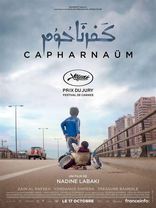 CAPHARNAÜM - 1 nomination