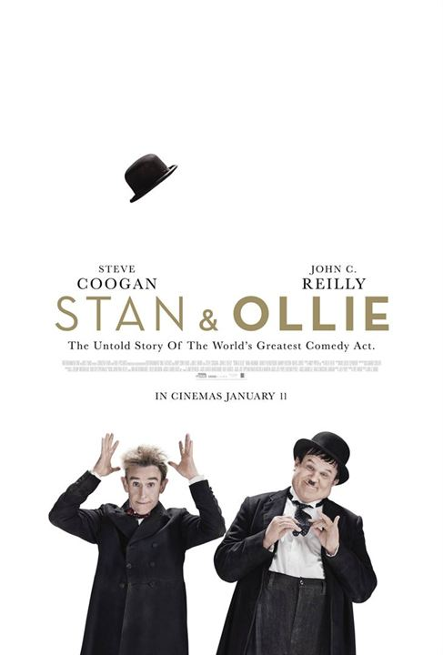 STAN & OLLIE - 1 nomination