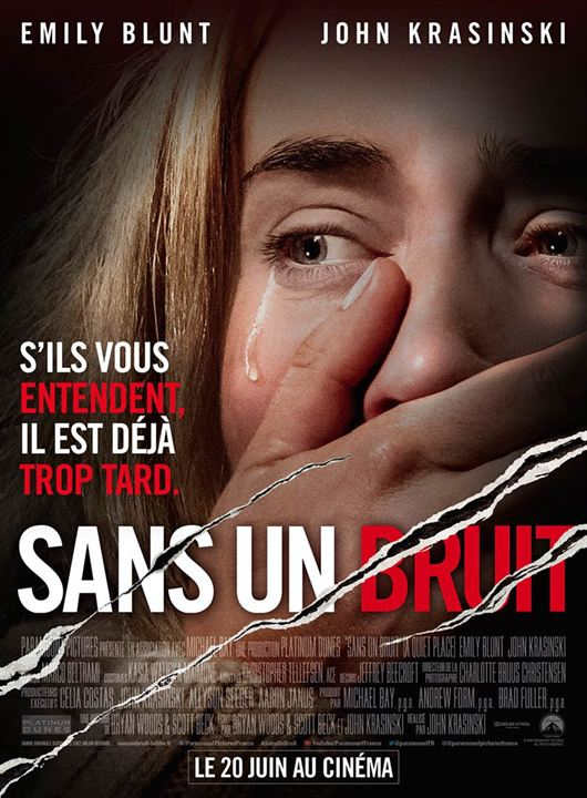 SANS UN BRUIT - 1 nomination