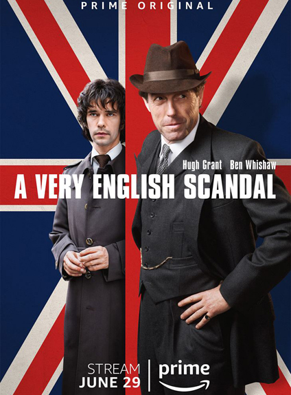 A Very English Scandal : 3 nominations
