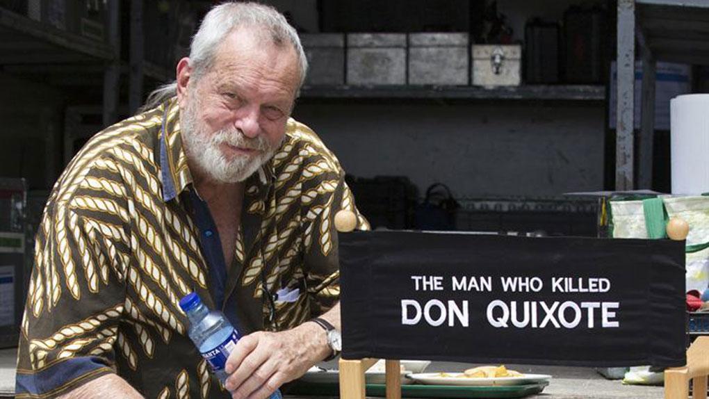 Le galérien de l'année : Terry Gilliam et son Don Quichotte