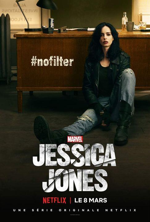 JESSICA JONES - Annulée