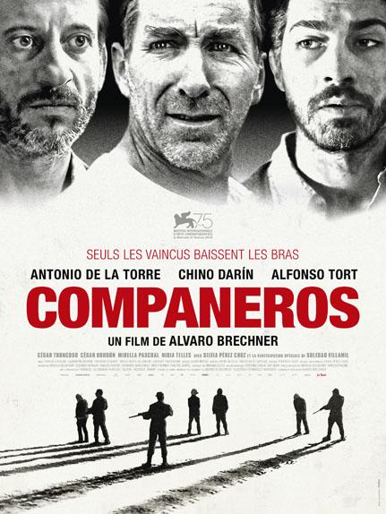 Compañeros avec Antonio de la Torre, Chino Darín...