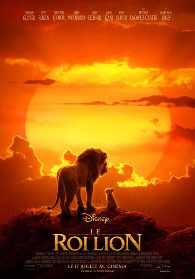 Le Roi Lion avec Donald Glover, Beyoncé Knowles...