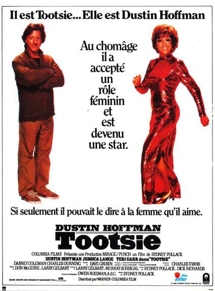 Tootsie - 3 840 083 entrées (1983)