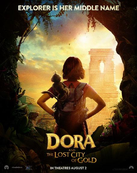 Dora et la Cité Perdue 18024090