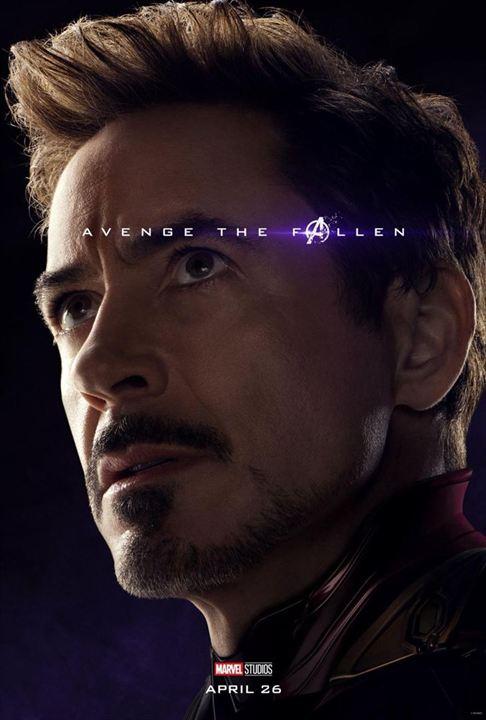 Avengers : Endgame - Iron Man