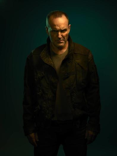 Clark Gregg alias Coulson... alias Sarge
