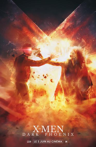 Jean Grey/Phoenix et Scott Summers/Cyclops
