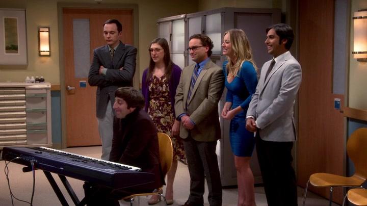Saison 7, épisode 6 : la chanson d'Howard