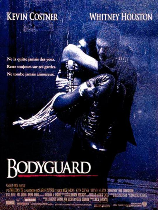 L'affiche de Bodyguard