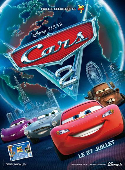 21ème : Cars 2 - 3.36/5