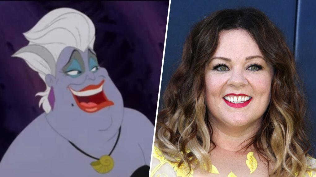 Ursula - Melissa McCarthy