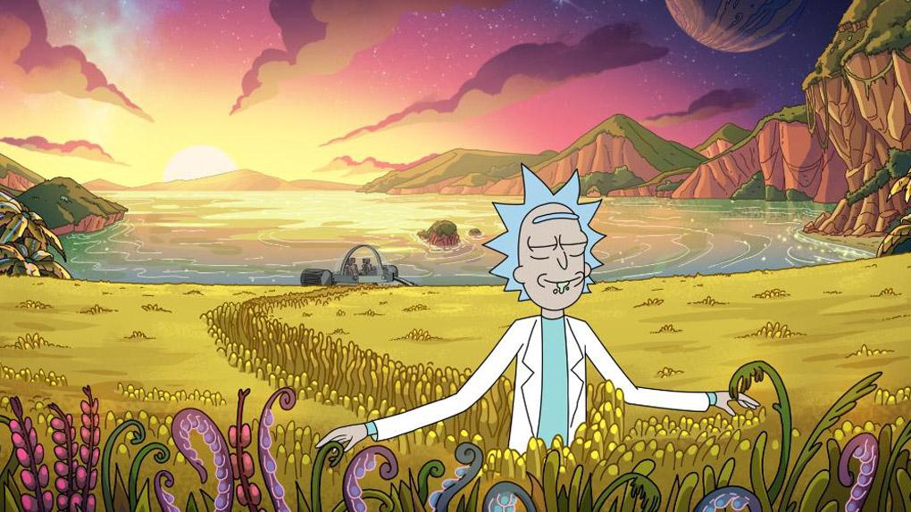 Les premières images de la saison 4 de Rick et Morty
