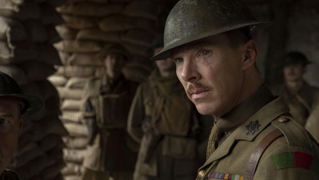 Benedict Cumberbatch (le colonel Mackenzie)