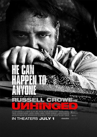 Enragé avec Russell Crowe, Caren Pistorius, Jimmi Simpson...