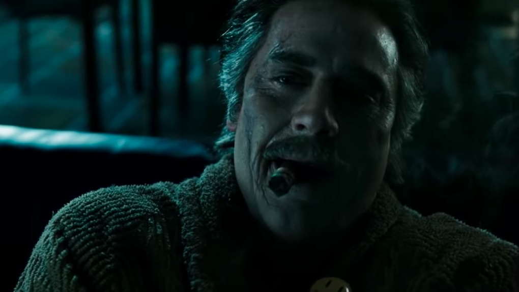 8 Scenes From Zack Snyders Watchmen That Alan Moore