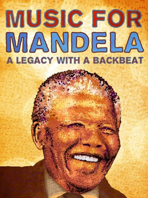 Music for Mandela : Affiche