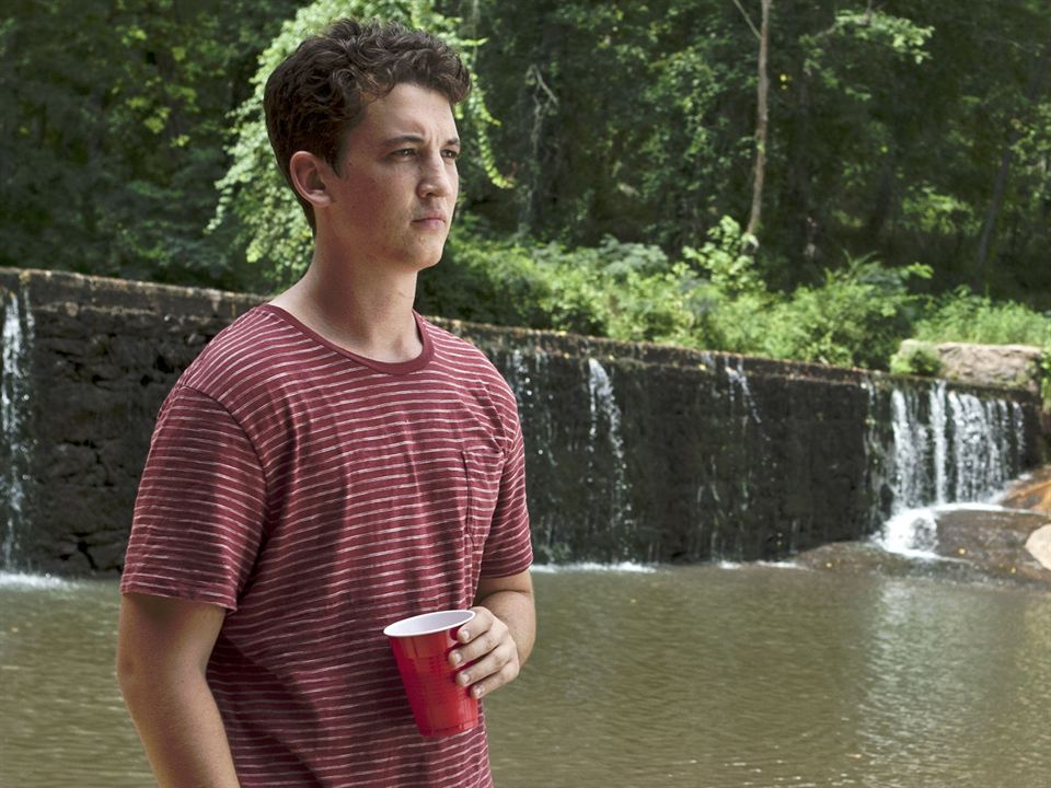 The Spectacular Now : Photo Miles Teller
