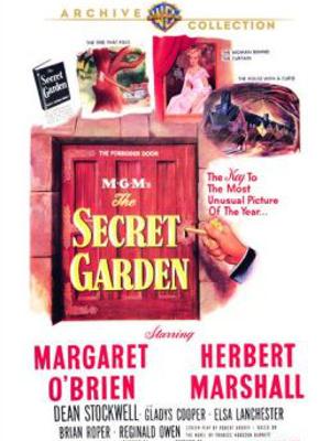 Affiche du film le jardin secret affiche 1 sur 1 allocin for Le jardin secret film