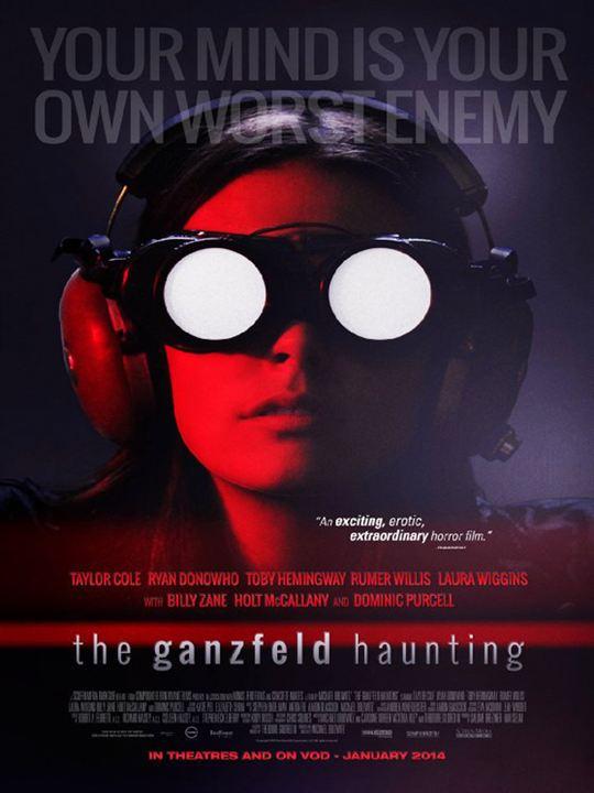 The Ganzfeld Haunting : Affiche