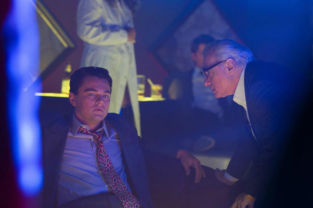 Le Loup de Wall Street : Photo Leonardo DiCaprio, Martin Scorsese