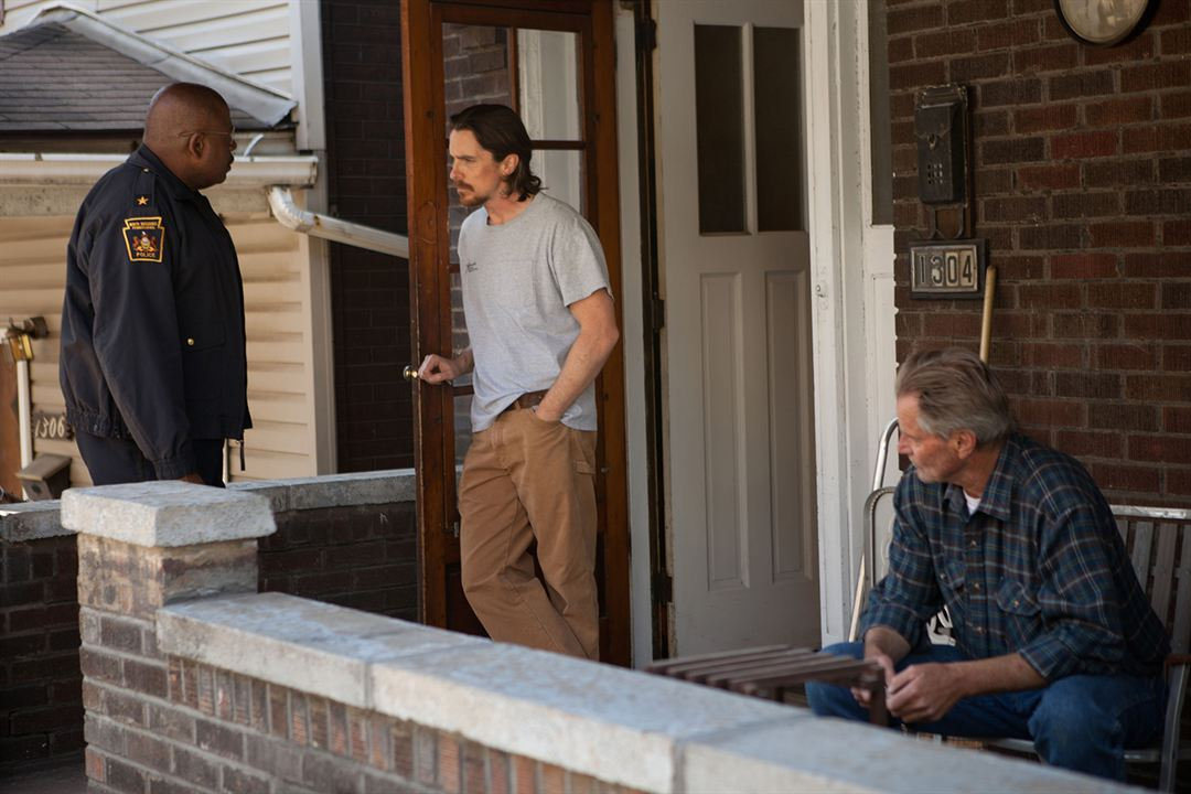 Les Brasiers de la Colère : Photo Christian Bale, Forest Whitaker, Sam Shepard