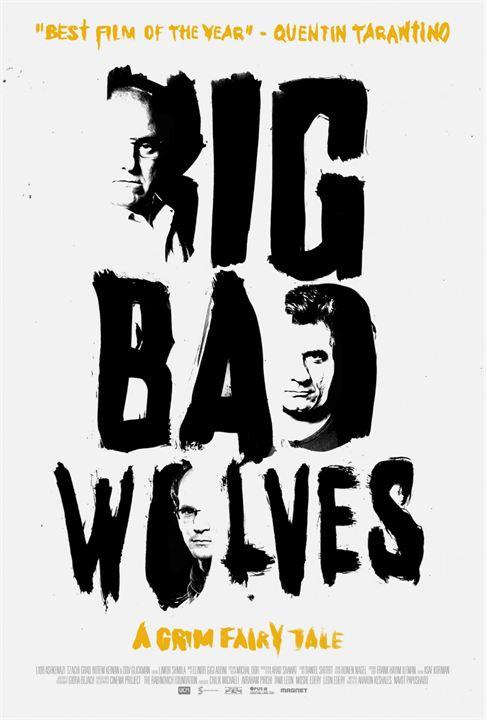 Big Bad Wolves : Affiche