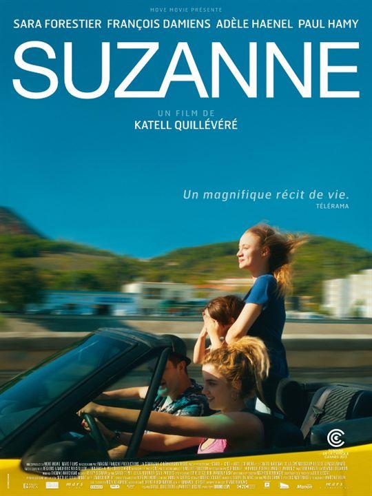 Suzanne : Affiche