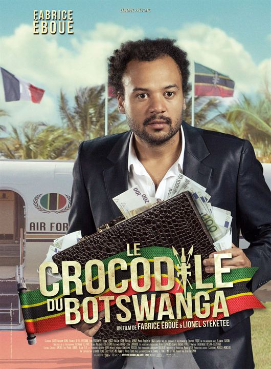 Le Crocodile du Botswanga : Affiche