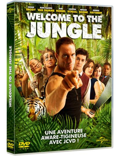 Welcome to the Jungle : Affiche