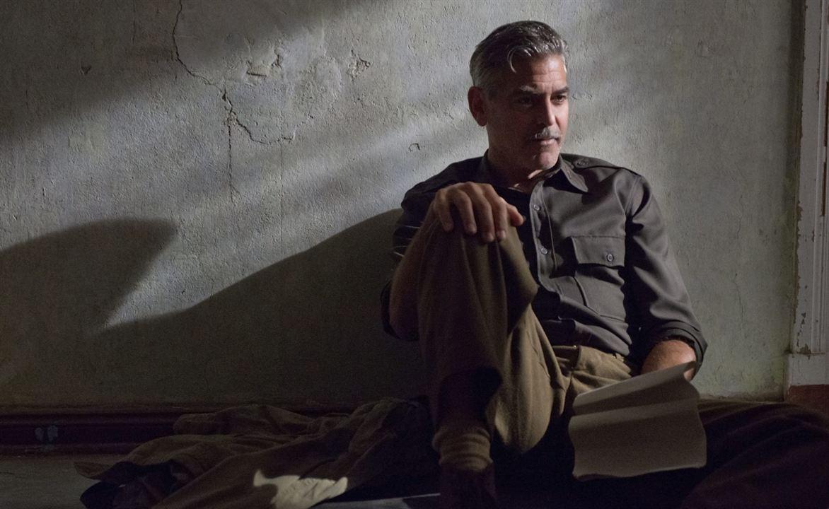 Monuments Men : Photo George Clooney