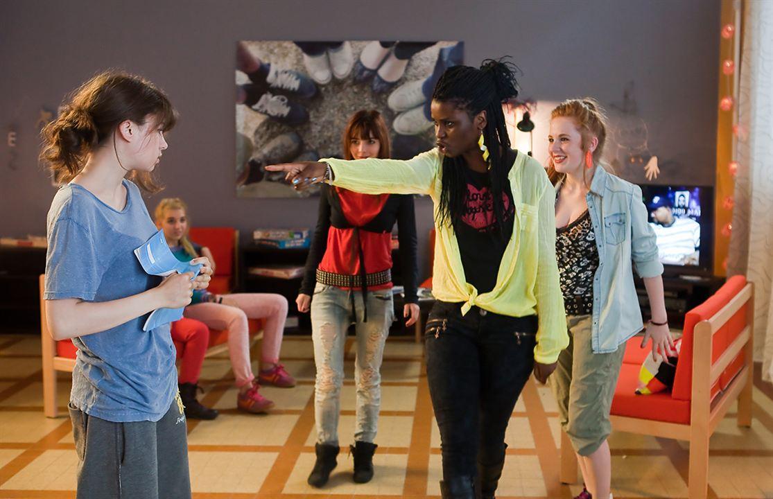 Photo Alba Gaia Bellugi, Claire Bouanich, Jisca Kalvanda, Léa Rougeron