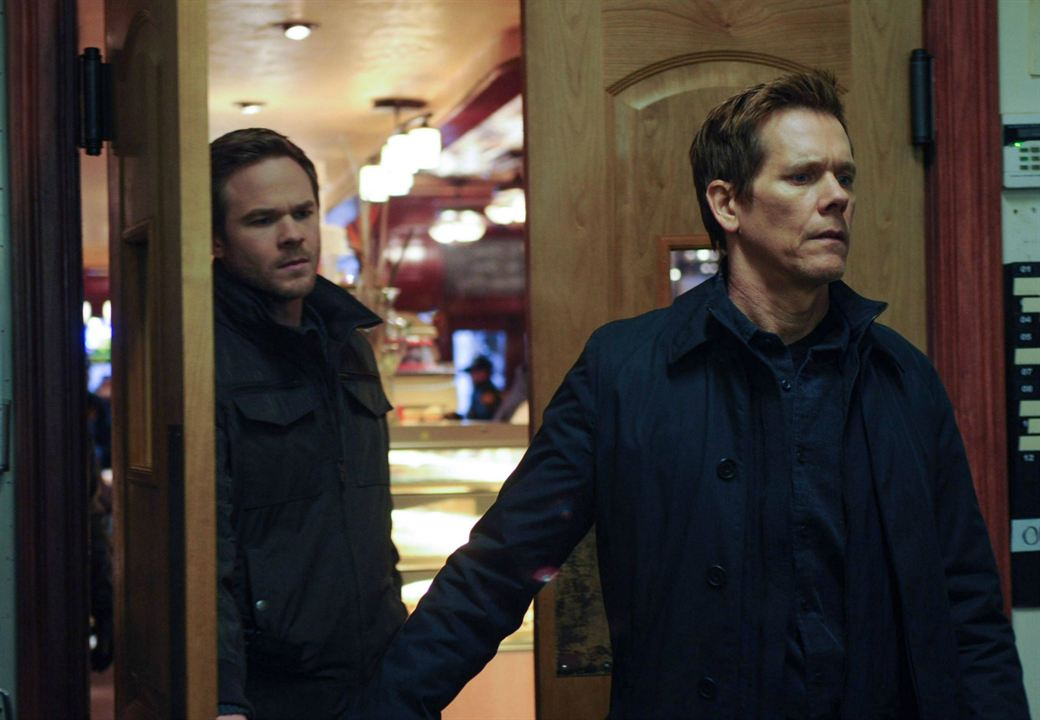 Photo Kevin Bacon, Shawn Ashmore
