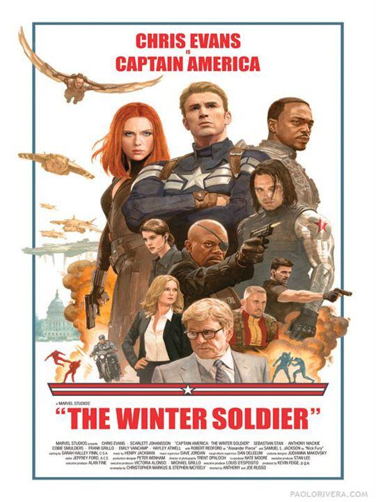 affiche du film captain america le soldat de l 39 hiver affiche 3 sur 18 allocin. Black Bedroom Furniture Sets. Home Design Ideas
