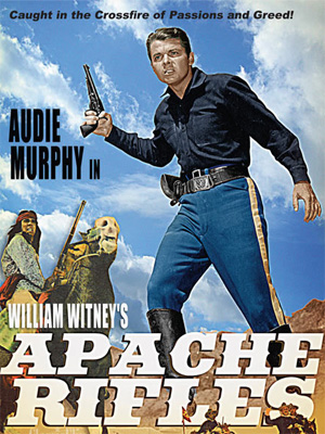 La Fureur des Apaches : Affiche