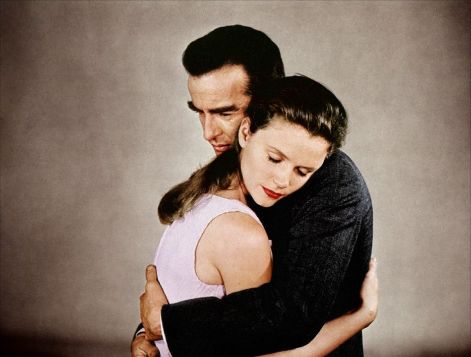 Le Fleuve sauvage : Photo Lee Remick, Montgomery Clift