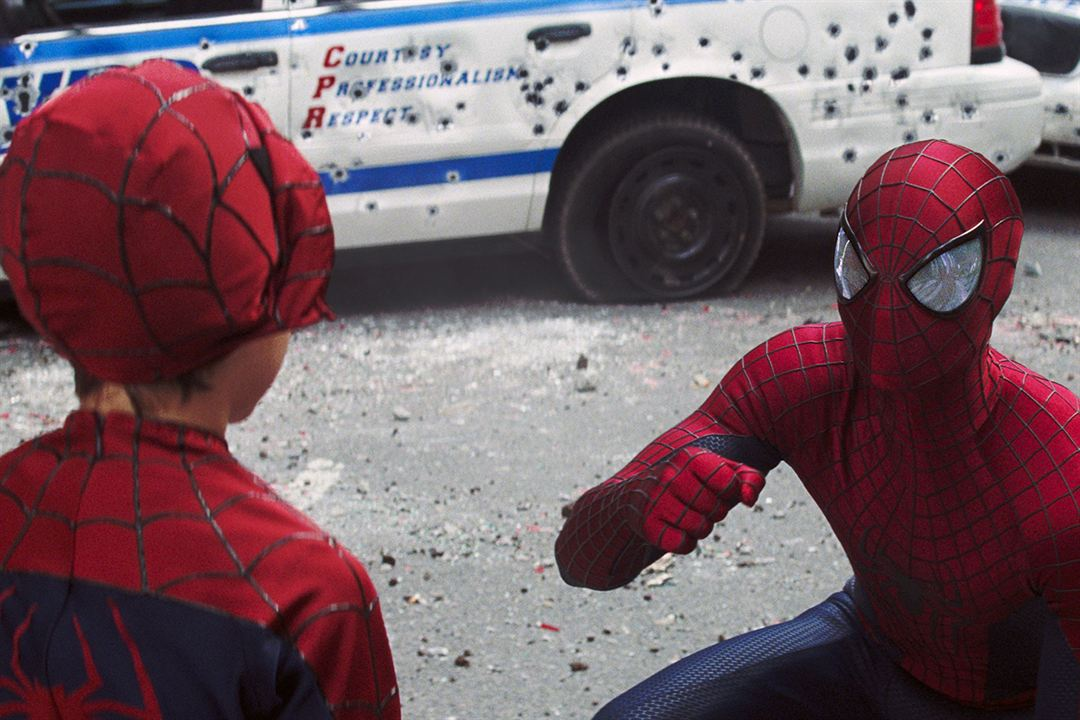 The Amazing Spider-Man : le destin d'un Héros : Photo